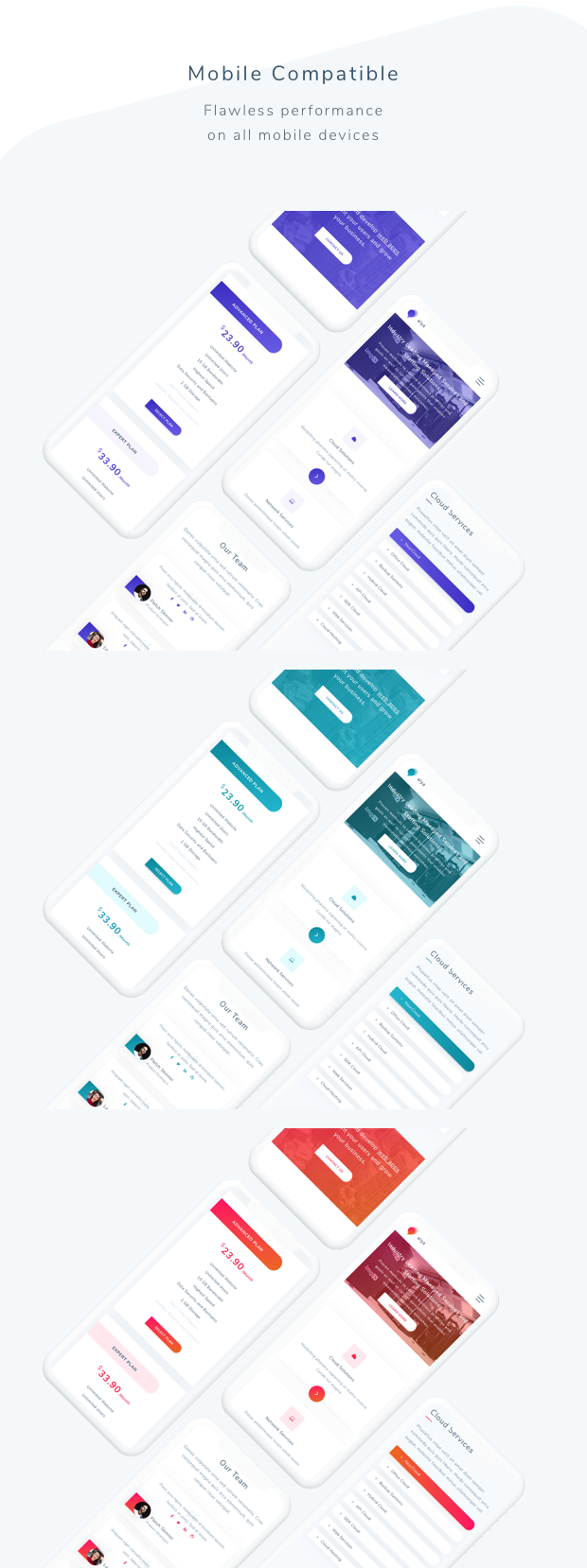 Alya - IT Solutions and Corporate Template - 2
